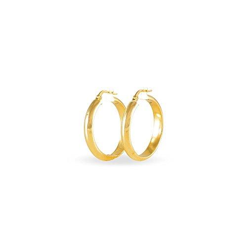 HISTOIRE D'OR - Créoles Or - Femme - Or jaune 375/1000
