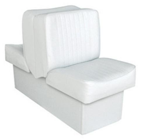 Wise 8WD707P-1-710 Deluxe Lounge Seat (White) (Lounge Wise)