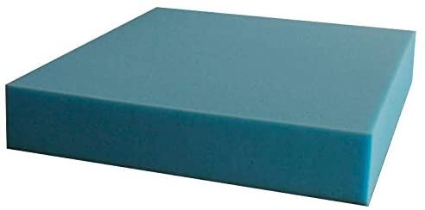 ventadecolchones.com Pieza de Espuma a Medida 60 x 120 x 10 cm - Densidad 25 kg/m3 Extrafirme, para Otras Medidas consúltenos