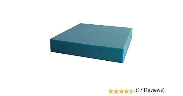 Ventadecolchones Pieza de Espuma a Medida 60 x 120 x 15 cm - Densidad 25 kg/m3 Extrafirme, para Otras Medidas consúltenos: Amazon.es: Hogar