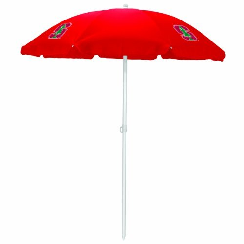 NCAA Stanford Cardinal Portable Sunshade Umbrella by Picnic Time by PICNIC TIME