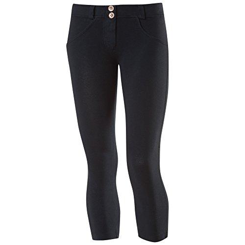Pantaloni Bassa Freddy Shapping Fonc Blu Effect Donna Wr bleu up Vita xqx7SEYgw