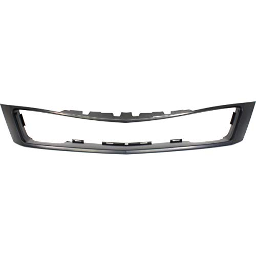 New Grille Molding For 2010-2012 Ford Mustang Surround Panel, Without California Edition, GT Model FO1210105