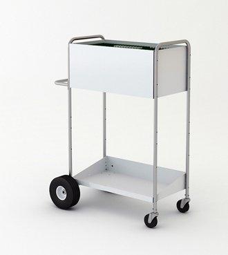 Charnstrom 52-Inch High Boy Medium Solid Metal Cart (B258) by Charnstrom