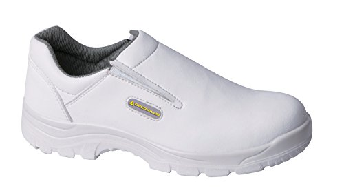 Delta Plus- Robion 3 S2 Src Chaussures Basses Type Agro - S2 Src Blanc- Robi3s2bc46