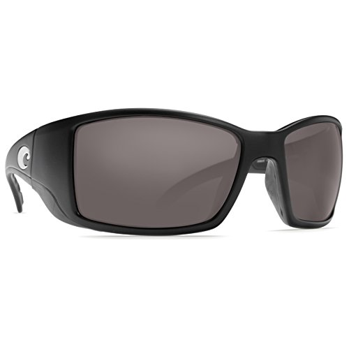 Costa Del Mar Blackfin Polarized Sunglasses, Black, Gray - Blackfin Frames Glasses