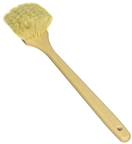 DQB Industries 11672 Scrub Tampico Fender Brush, 20-Inch