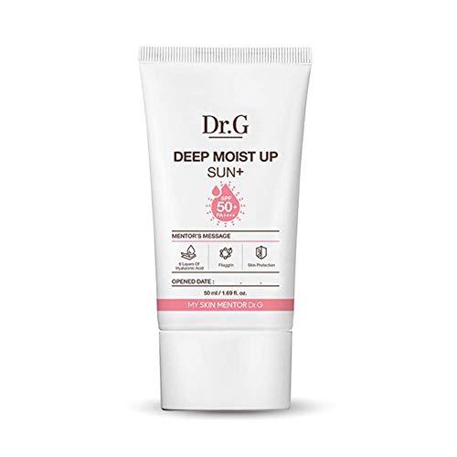 Dr.G Deep Moist Up Sun Plus SPF50+ PA++++ 50ml/ 1.69 fl.oz. (My Skin Mentor Dr G Brightening Up Sun)