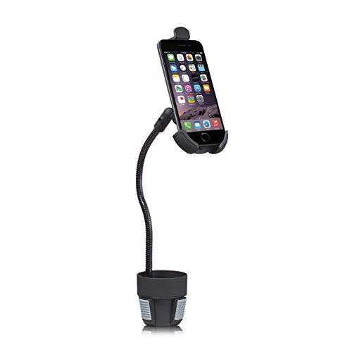 G-Cord Extra Long Arm Adjustable Automobile Cup Holder Mount