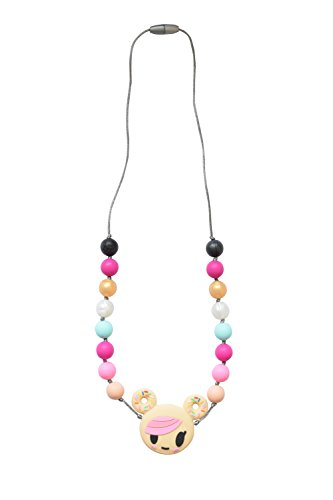 itzy-ritzy-happens-tokidoki-teething-necklace-donutella-multi