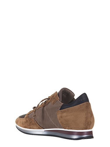 Philippe Model , Herren Sneaker braun braun
