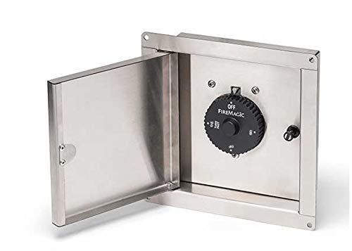 tdoor BBQ island safety timer box (Natural Gas) Timer included ()
