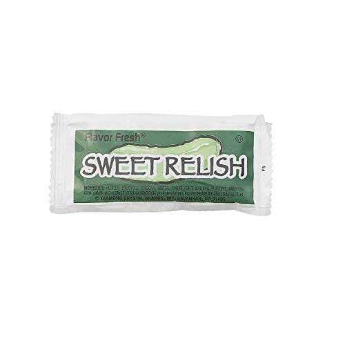 (Diamond Crystal 76019 Flavor Fresh Relish Packets.317oz Packet,)