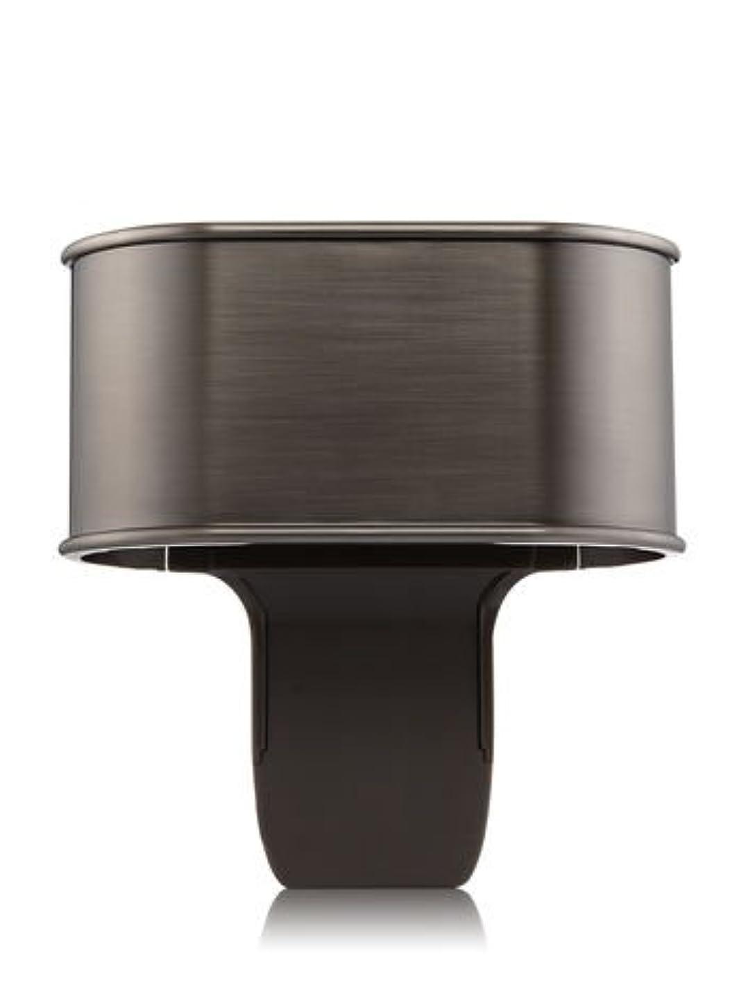 かけがえのない結婚する引き潮【Bath&Body Works/バス&ボディワークス】 ルームフレグランス プラグインスターター デュオプラグ (本体のみ) Scent Switching Wallflowers Duo Plug Brushed Faux Nickel [並行輸入品]