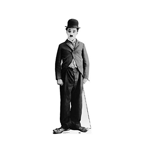 Advanced Graphics Charlie Chaplin - Little Tramp - Life Size Cardboard Cutout Standup