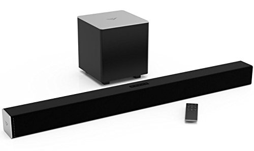 Vizio SB3821-C6C 38'' 2.1 Soundbar w/Wireless Subwoofer (Certified Refurbished) by VIZIO