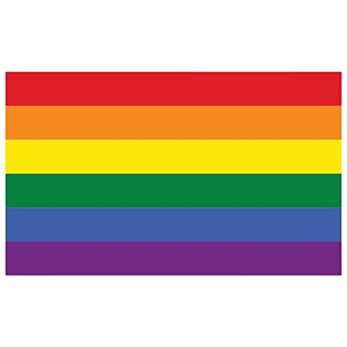 Pride Flag - Temporay Tattoo (10 - Tattoos Temporary Pride