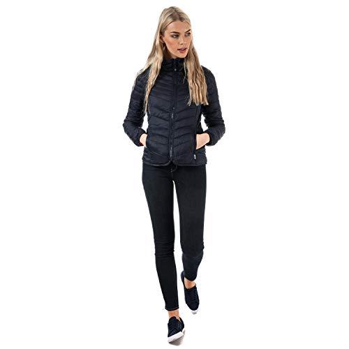 Only Otw Blouson Cc Nylon Bleu Jacket Femme Hooded night Sky Onldemi rXUqpr