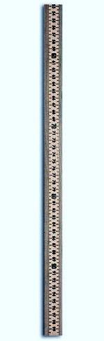 "Westcott Wooden Meter Stick, 39 1/2"""