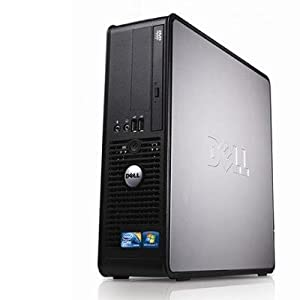 """2018 Dell OptiPlex Desktop Complete Computer Package with DVD, WiFi, Windows 10 - Keyboard, Mouse, 19"""" LCD Monitor(Brands May Vary) (Certified Refurbished) - Multi-Language Support English/Spanish"""