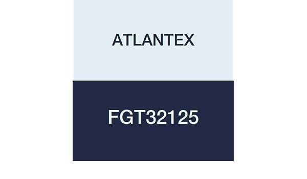 1000 Degree F Continuous Exposure 1//2 x 100 x 1//16 1//2 x 100/' x 1//16 ATLANTEX 039-FGT080625 Pyrotherm Woven Fiberglass Tape