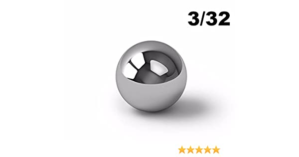 "1/"" inch Diameter Chrome Steel Bearing Balls G10 Ball Bearings"