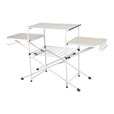 Ozark Trail Deluxe Portable Grilling Camp Table