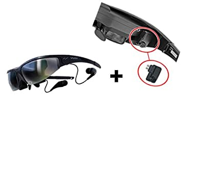 34b22b5b7 Amazon.com: Vuzix Wrap 920 + Wrap VR Head Tracker 6TC: Computers ...