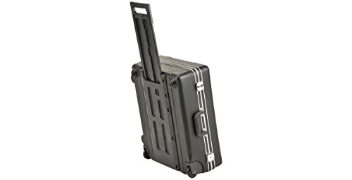 SKB 3SKB-2218PR 22 x 18 x 8 Inches Pull Handle Case without Foam by SKB