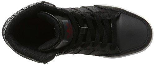 Solid da Uomo Skateboard Mid Nero Core adidas Scarlet Grey Scarpe Dgh Black Varial txwvX