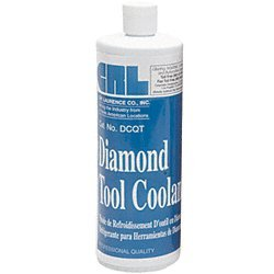 8 Ounce Bottle of Diamond Tool Coolant Concentrate (Makes 3 gl. of coolant) by C.R. Laurence