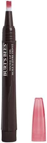 Burt's Bees 100 % Natural Moisturizing Tinted Lip Oil, Crimson Breeze