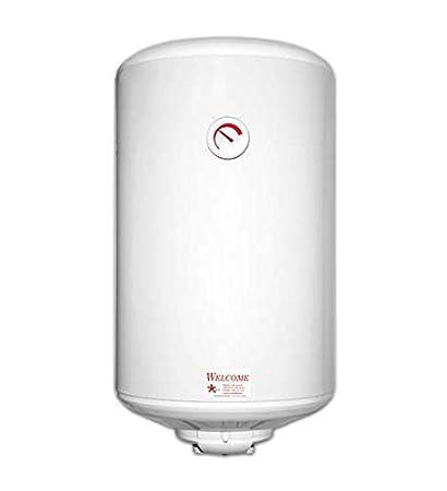 Blanca caldera calentador eléctrico capacidad 100l de agua caliente instantánea de potencia 1500w