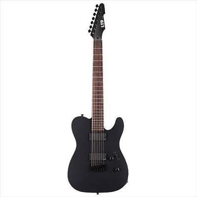 ESP LTD TE-417-BLKS - Guitarra eléctrica (7 cuerdas), color negro ...