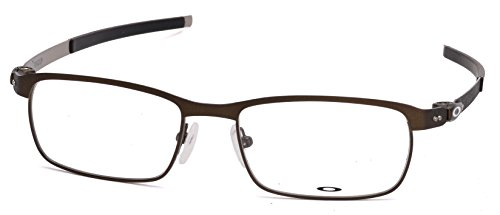 Oakley Tincup OX3184-0252 Eyeglasses Powder Pewter 52