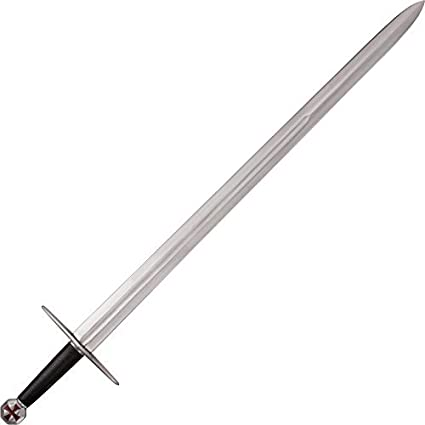 Amazon.com: Legado armas 003B Templar Knight espada cuchillo ...