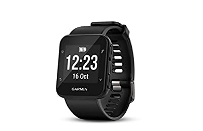 Garmin Forerunner 35 Watch, Black