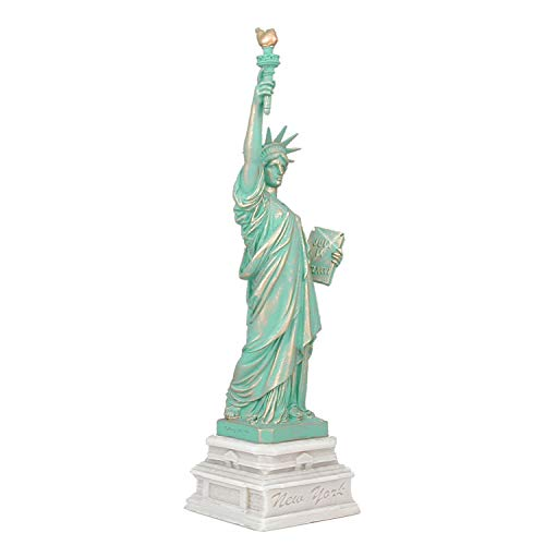 City-Souvenirs 125th Anniversary Statue of Liberty (Liberty/Ellis Island Foundation), 14.5 Inches Tall