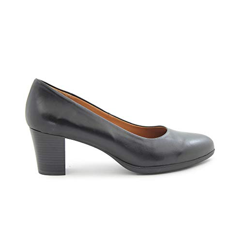 Planta Salón De Gel Benavente Zapato Negro 4wRAPqxg