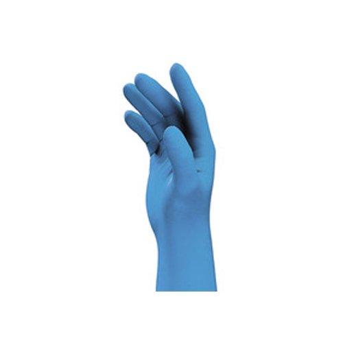 Uvex 60596 XL U-FIT seguridad guantes, tamañ o: XL, azul tamaño: XL Uvex Safety Group 60596 XL