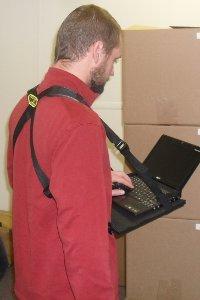 Connect A Desk Mobile Laptop Harness Amp Desk Import It All
