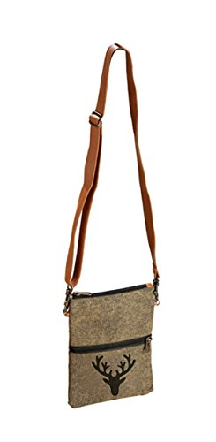 beige Beige Body Handwerk Handwerk Bag Gilde Women's Gilde Cross C86n4wFq