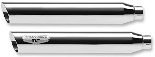 ARLEN NESS BY MAGNAFLOW 7200801 MUFFLER TWBC CH ST DY XL
