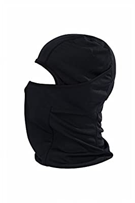 Fontic Multi Function Windproof Comfortable Face Mask Sports Balaclava/Motorcycle Neck Warmer ULTIMATE PROTECTION from COLD WIND DUST and SUN's UV Rays