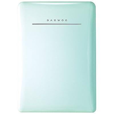 Daewoo Retro Fridge Compact Refrigerator