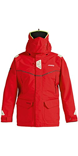 Musto MPX Offshore Jacket Coat Red. Waterproof & Breathable