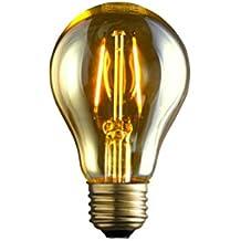 ARCHIPELAGO Dimmable LED Filament Vintage Victorian A19 Light Bulb 2 Watt Medium Standard Base  sc 1 st  Amazon.com & Amazon.com: ARCHIPELAGO LIGHTING azcodes.com