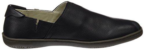 Chaussure Adulte Mixte Grain Noir Souple N275 Naturalista De Viajero noir El fAnxq0E