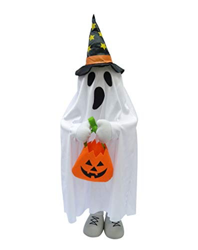 Halloween Porch Greeters (36'' Ghost Porch Greeter) -