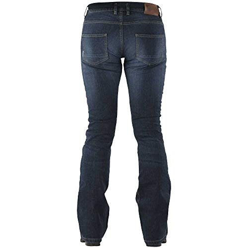 Jeans Azul Ruta Harlow Overlap Talla Mujer Homologue Smalt 32 ZRqfYYEwU